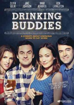 Catalog record for Drinking buddies