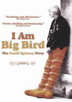 Catalog record for I Am Big Bird.