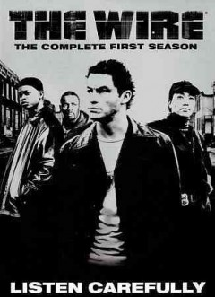 Catalog record for The wire. The complete first season