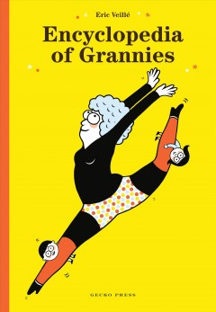 Encyclopedia of Grannies book cover