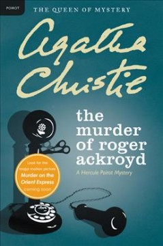 Catalog record for The murder of Roger Ackroyd