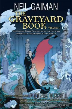 Catalog record for The graveyard book