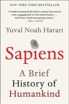 Catalog record for Sapiens : a brief history of humankind