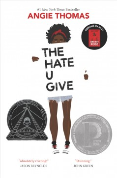 Catalog record for The hate u give