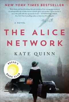 Catalog record for The Alice network : a novel