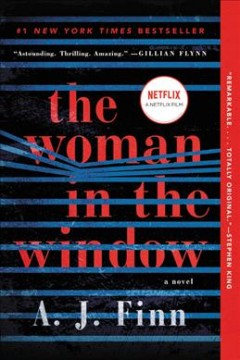 Catalog record for The woman in the window : a novel