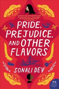 Catalog record for Pride, prejudice, and other flavors : a novel