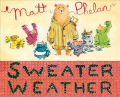 Sweater weather book cover