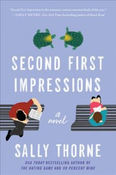 Catalog record for Second first impressions