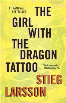 Catalog record for The girl with the dragon tattoo