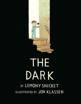 The dark book cover