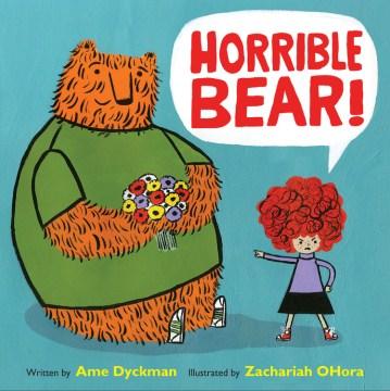 Catalog record for Horrible bear!