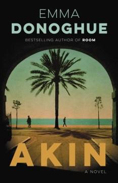 Akin : a novel book cover