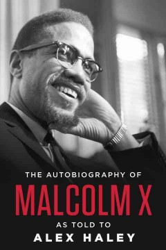 Catalog record for The autobiography of Malcolm X