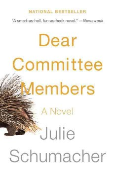 Dear Committee Members book cover
