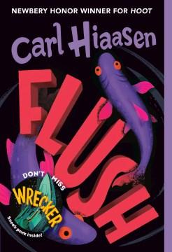 Flush book cover