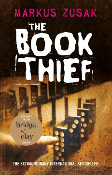 Catalog record for The book thief