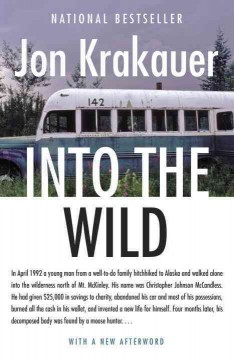 Catalog record for Into the wild