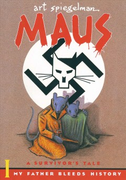 Catalog record for Maus I : a survivor