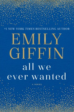Catalog record for All we ever wanted : a novel