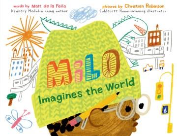 Catalog record for Milo imagines the world