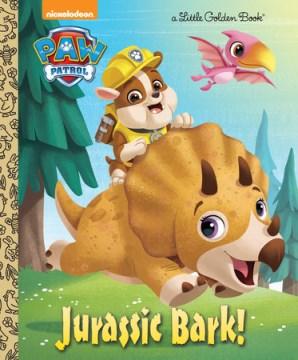Catalog record for Jurassic bark!