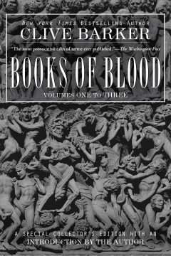 Catalog record for Books of blood : volumes one to three
