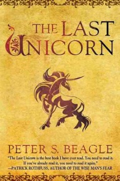 Catalog record for The last unicorn