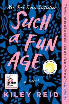 Such a fun age : a novel book cover