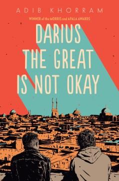 Darius the Great is Not Okay book cover