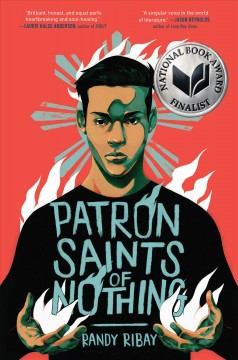 The Patron Saints of Nothing book cover