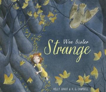 Wee Sister Strange book cover