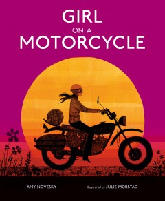 Catalog record for Girl on a motorcycle
