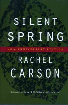 Catalog record for Silent spring