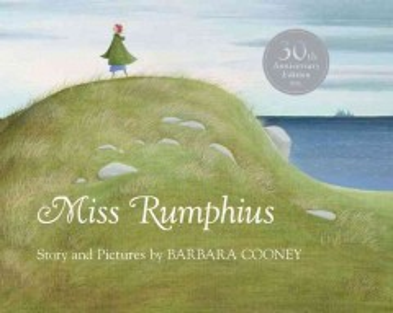 Miss Rumphius book cover