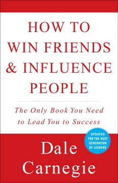 Catalog record for How to win friends and influence people