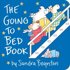 Catalog record for The going to bed book