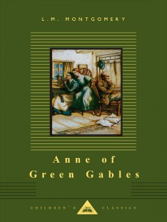 Catalog record for Anne of Green Gables.