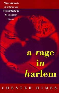 Catalog record for A rage in Harlem