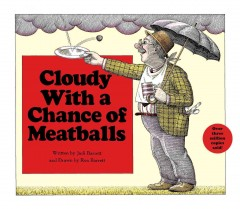 Catalog record for Cloudy with a chance of meatballs