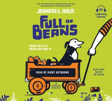 Full of Beans book cover