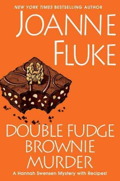 Catalog record for Double fudge brownie murder