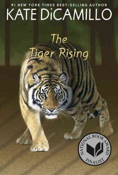 The tiger rising book cover