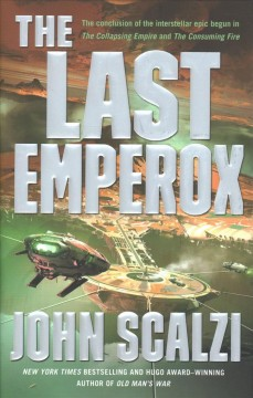 Catalog record for The last Emperox