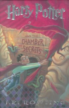 Catalog record for Harry Potter and the Chamber of Secrets