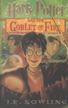 Catalog record for Harry Potter and the goblet of fire