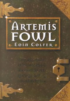 Catalog record for Artemis Fowl