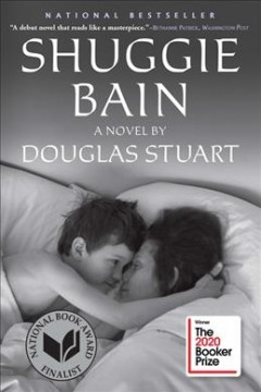 Shuggie Bain : a novel book cover