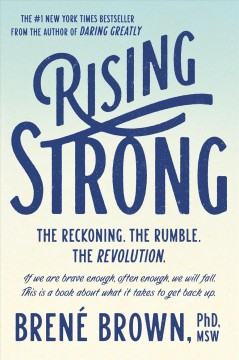 Catalog record for Rising strong