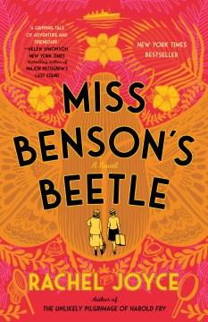 Catalog record for Miss Benson